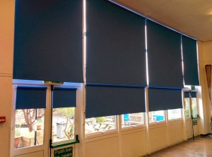 School Blinds at Hilltop Primary, Medway