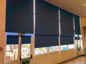 School Blinds at Hilltop Primary, Medway